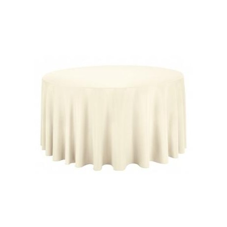 Location nappe ronde tissu 270cm