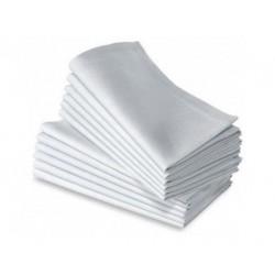 Serviette coton blanc 1er prix
