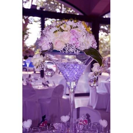 Location vase martini 50 & 70cm