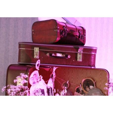 Location moyenne valise vintage