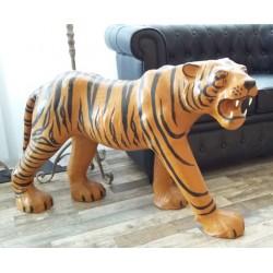 Location tigre décoratif