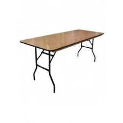Location tables buffets droite rehaussées
