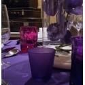 Location photophore violet fumé