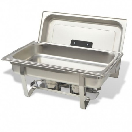 Location chafing dish complet